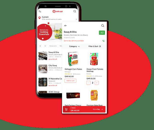 Qsale POS Mobile shop software