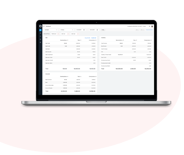 Qsale POS Payroll Cloud Software
