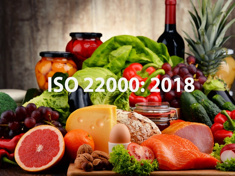 ISO 22000 Food Safety Management